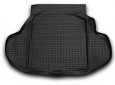NovLine-Element Резиновый коврик в багажник HONDA Legend 2005-2010
