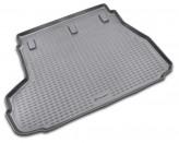 NovLine-Element Резиновый коврик в багажник Hyundai Elantra (XD) хэтчбек 2003-2006
