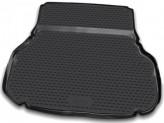 NovLine-Element Резиновый коврик в багажник HYUNDAI Genesis 2008-2013 седан