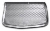 NovLine-Element Резиновый коврик в багажник HYUNDAI I20 2008-2015 седан