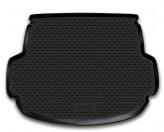 NovLine-Element Резиновый коврик в багажник Hyundai Santa Fe 2012-2018 5мест