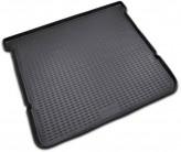 NovLine-Element Резиновый коврик в багажник Hyundai Trajet 5 мест