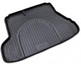 NovLine-Element Резиновый коврик в багажник KIA Cerato 2004-2009 седан