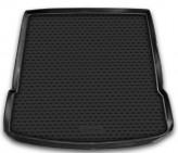 NovLine-Element Резиновый коврик в багажник Kia Mohave long 2008-