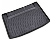 NovLine-Element Резиновый коврик в багажник Kia Rio 2005-2011 хэтчбек