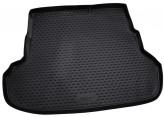 NovLine-Element Резиновый коврик в багажник Kia Rio 2011-2017 седан