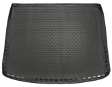 NovLine-Element Резиновый коврик в багажник Kia Sorento 2009-2012 7 мест длинный