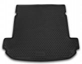 NovLine-Element Резиновый коврик в багажник Kia Sorento 2015- 7 мест длинный