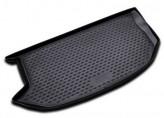 NovLine-Element Резиновый коврик в багажник Kia Soul 2009-2014