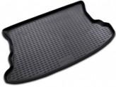 NovLine-Element Резиновый коврик в багажник Kia Sportage 2005-2010