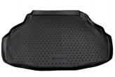 NovLine-Element Резиновый коврик в багажник Lexus LS 460 2006-2012