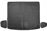 Резиновый коврик в багажник Audi Q3 2018- (верхний)