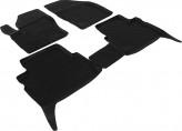 Глубокие резиновые коврики в салон Ford Kuga 2008-2012 L.Locker
