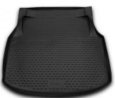 NovLine-Element Резиновый коврик в багажник MERCEDES-BENZ C-Class W204 2007-2013 седан