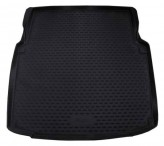 NovLine-Element Резиновый коврик в багажник MERCEDES-BENZ CLS-Class C219 2004-2010 купе