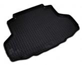NovLine-Element Резиновый коврик в багажник Mitsubishi Lancer 9 sedan 2003-2010