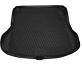 NovLine-Element Резиновый коврик в багажник NISSAN Tiida 2007-2014 седан