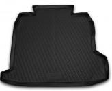 NovLine-Element Резиновый коврик в багажник OPEL Astra H 2007-2009 седан