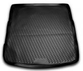 NovLine-Element Резиновый коврик в багажник OPEL Insignia 2009-2017 седан полноразмерное колесо