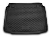 Резиновый коврик в багажник PEUGEOT 308 2013- хэтчбек