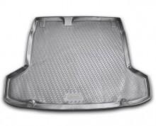 NovLine-Element Резиновый коврик в багажник PEUGEOT 508 2012-2018 седан