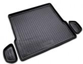NovLine-Element Резиновый коврик в багажник RENAULT Logan 2004-2013 седан
