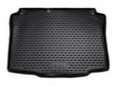 NovLine-Element Резиновый коврик в багажник SEAT Ibiza 3d 5d 2008-2017 хэтчбек