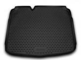 NovLine-Element Резиновый коврик в багажник SEAT Leon 2007-2012 хэтчбек