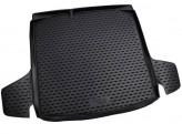 NovLine-Element Резиновый коврик в багажник SKODA Fabia 2007-2014 универсал