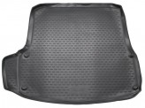 Резиновый коврик в багажник Skoda Octavia A5 2008-2013 хэтчбек