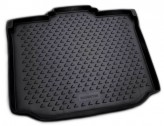 NovLine-Element Резиновый коврик в багажник Skoda Roomster 2006-2015