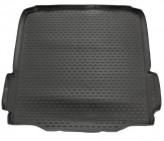 NovLine-Element Резиновый коврик в багажник Skoda Superb 2008-2015 седан