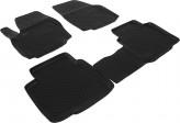 Глубокие резиновые коврики в салон Ford Mondeo 2007-2014