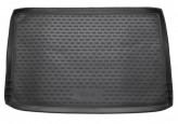 NovLine-Element Резиновый коврик в багажник Skoda Yeti 2009-2013