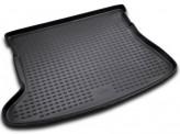 Резиновый коврик в багажник Toyota Auris 2007-2012  хэтчбек