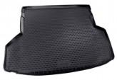 NovLine-Element Резиновый коврик в багажник Toyota Highlander 2010-2013 длинный