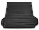 NovLine-Element Резиновый коврик в багажник TOYOTA Land Cruiser Prado 150 2013-2017 (5 мест)