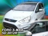 Heko Ветровики Ford S-MAX 03/2010-2015 ВСТАВНЫЕ