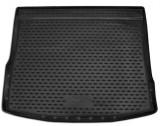 Резиновый коврик в багажник VW Tiguan 2017-