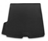 NovLine-Element Резиновый коврик в багажник Volvo XC90 2015- (5-7 мест, длинный)