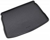 NovLine-Element Резиновый коврик в багажник VW Golf VI 2008-2012 хэтчбек