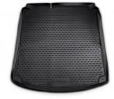 NovLine-Element Резиновый коврик в багажник VW Jetta 2010-2018 без карманов