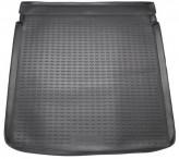 NovLine-Element Резиновый коврик в багажник VW Passat B7 2010-2014 B7 Alltrack 2011-2015 универсал