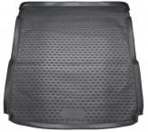 NovLine-Element Резиновый коврик в багажник VW Passat B7 2010-2014 седан