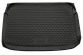 NovLine-Element Резиновый коврик в багажник VW Polo V 2009-2017 хэтчбек верхний
