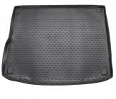 NovLine-Element Резиновый коврик в багажник VW Touareg 2010-2014
