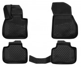 Глубокие резиновые коврики в салон BMW X1 F48 2015-