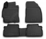 Резиновые глубокие коврики TOYOTA Corolla 2013-2018
