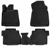 NovLine-Element Глубокие резиновые коврики в салон Toyota Tundra Double Cab;Crew MAX 2007-2013 (USA)
