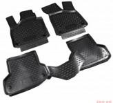 Резиновые глубокие коврики AUDI A3 3d 2007-2012